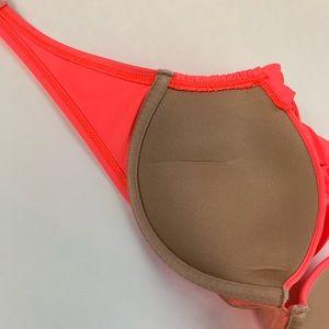 Victoria's Secret Swim - Victorias Secret Bikini Top 34C Bombshell Halter